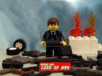 Lord of War - Lego by mckatalyn