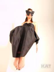 Aleksandra 06 - Black Butterfly by mckatalyn