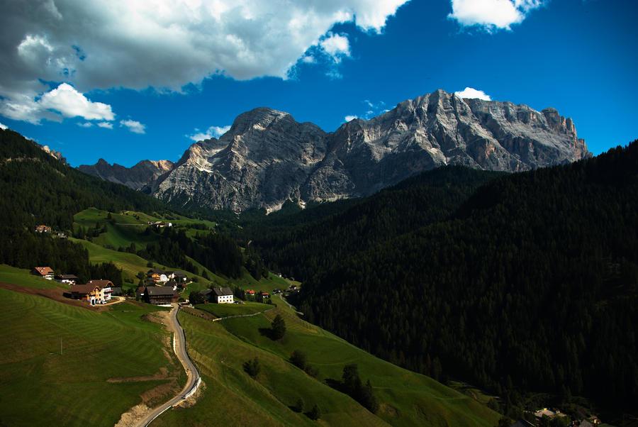 La Valle South Tirol by minko2312