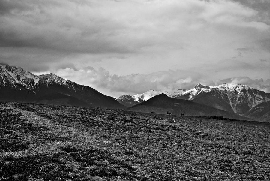 High Tatras by minko2312