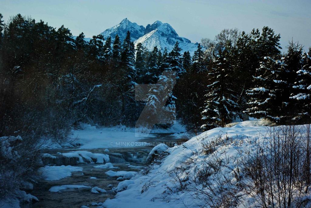 Mlynceky zima by minko2312