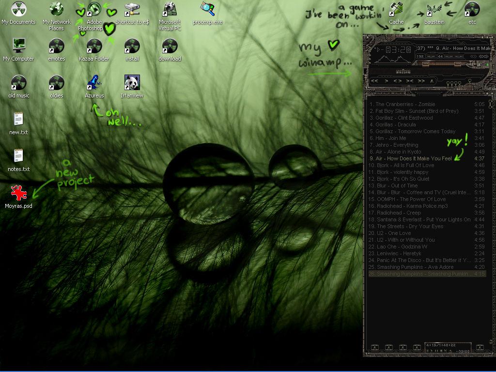 Changable Desktop