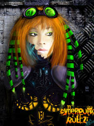 Cyberpunk by Sadir89