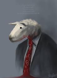 001- Sheep by Sadir89