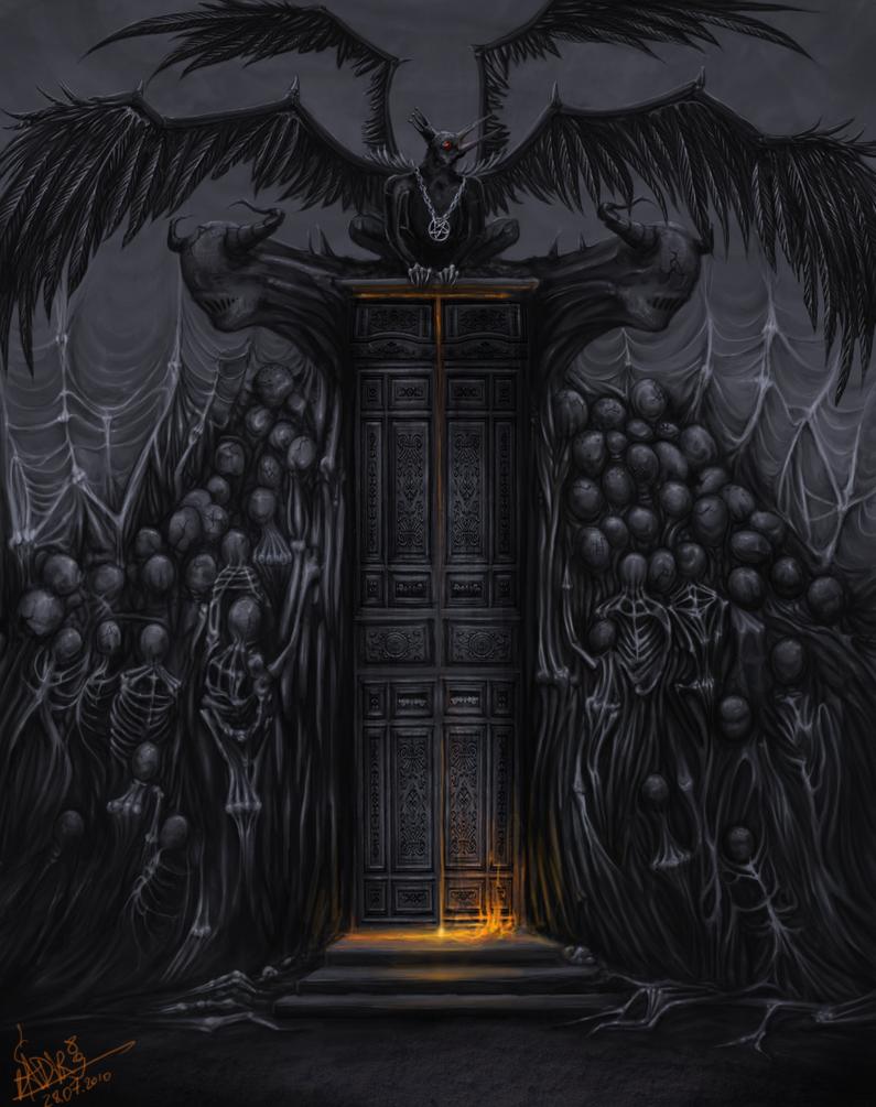 Hellgate by Sadir89