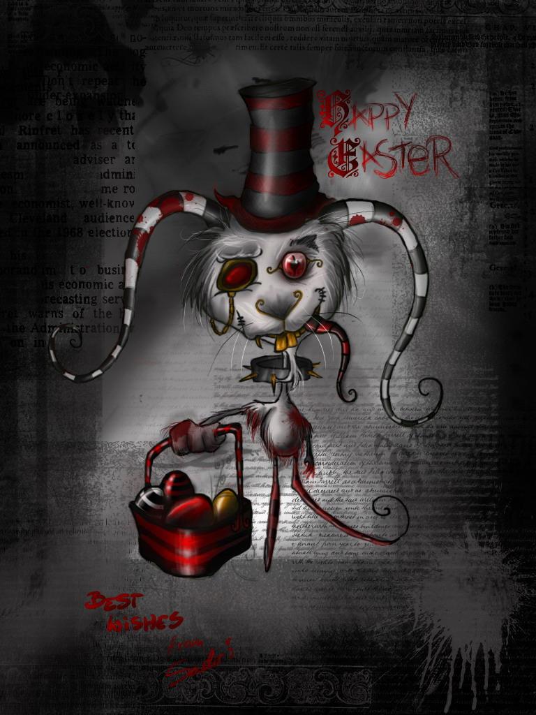 Wicked Easter by Sadir89