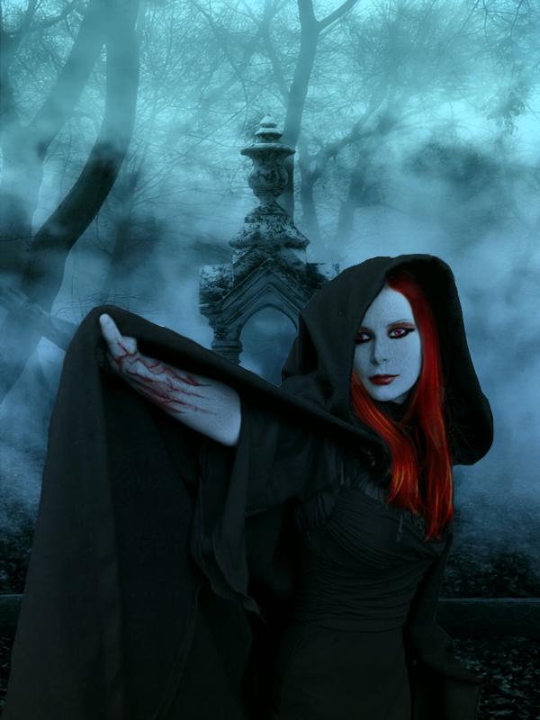 Lady Hel by silverelfshadows