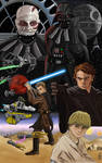 Vader by Gilliland35