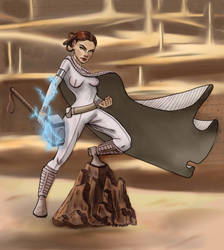 The Mighty Padme by Gilliland35