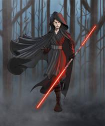 Dark Rey by Gilliland35