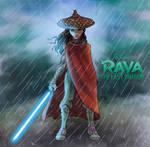 Raya The Last Jedi by Gilliland35