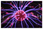 Electricity ball by Vamaena