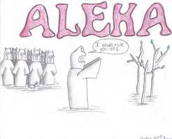 Aleka Cover Page