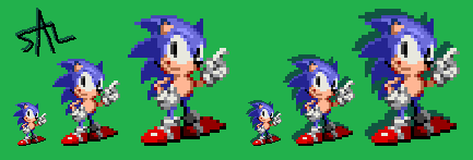 Sonic 1 by Shane-Sparks
