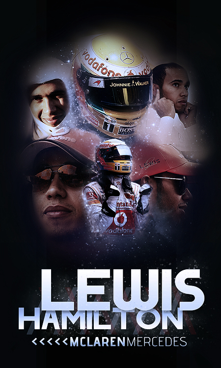 Lewis Hamilton Poster A by hyperion-ogul-92 on DeviantArt