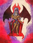 Meg from Hades by elach1