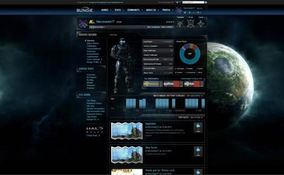 My Halo: Reach Profile
