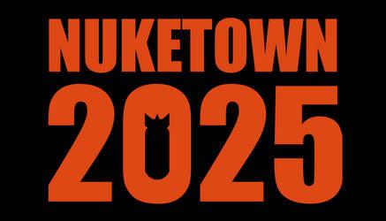 'Nuketown 2025' Logo Vector