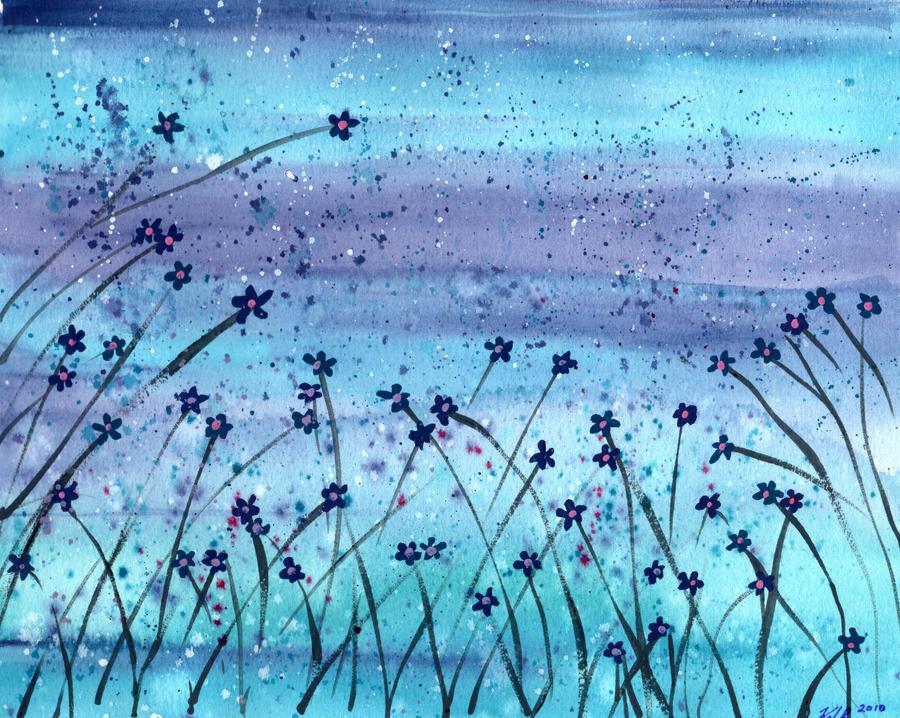 Evening Dew