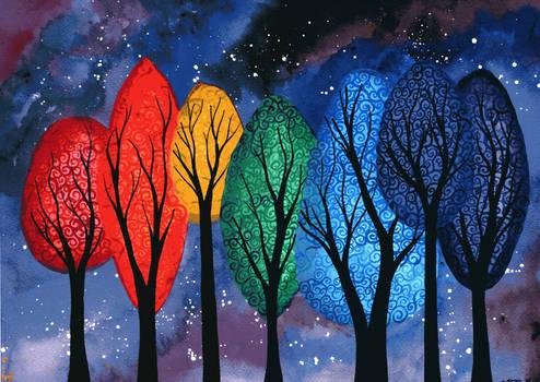 Night Colour
