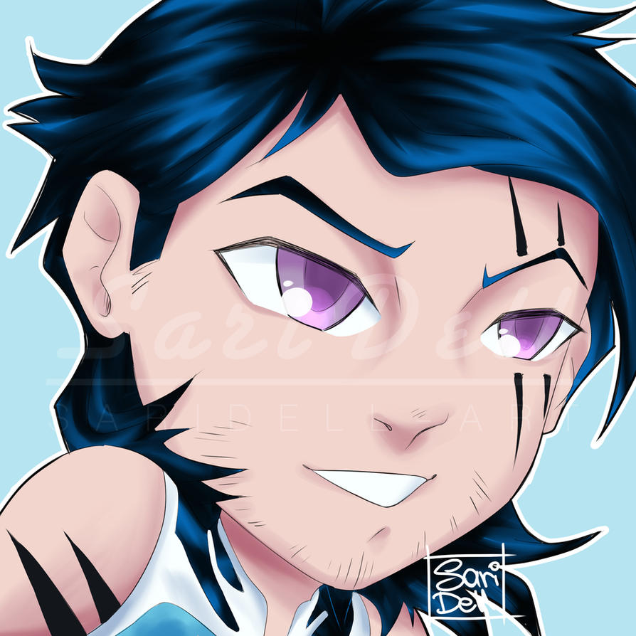 Aqualad - Titans Week by SariDell