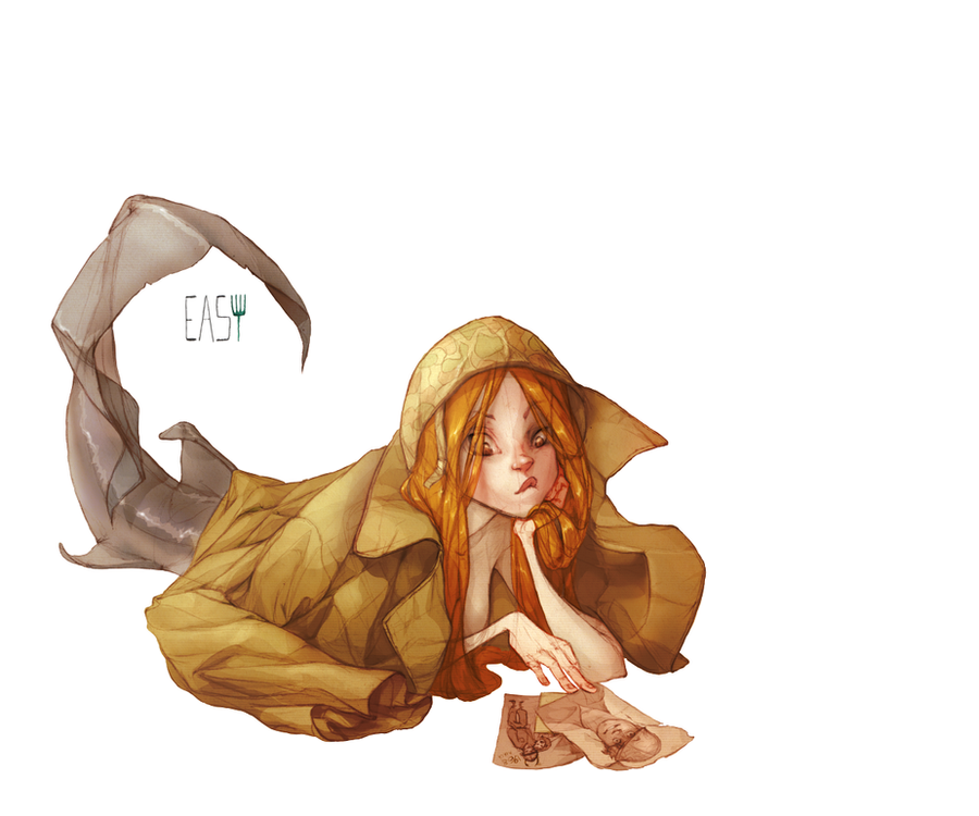 mermaid by E-a-s-y