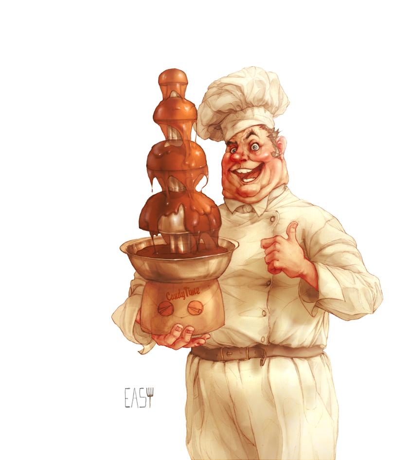 chef by E-a-s-y
