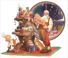 Bushe Christmas