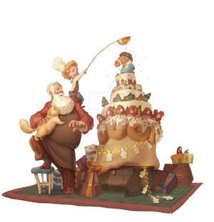 Bushe Cakes