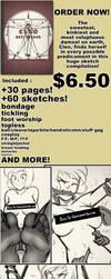 CLEO's SKETCHBOOK : Sketch Compilation - Preview by Kusujinn
