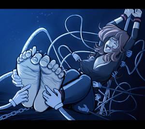 Fujiko Tickled Again!