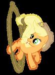 Applejack Rope Twirl Complete