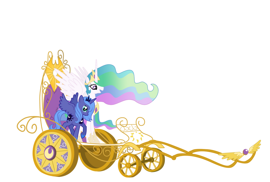 Luna's Chariot by Jaelachan