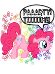 Pinkie pie Party time