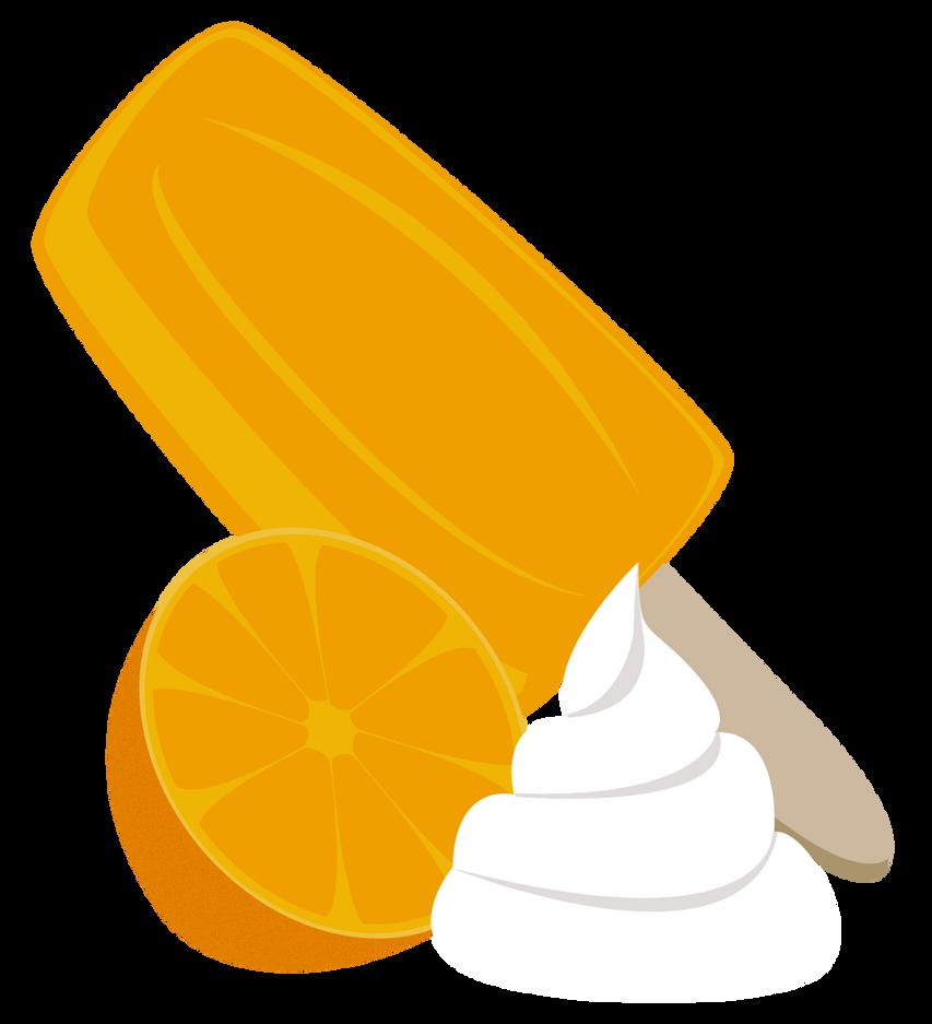 50 renders alimentation my little pony Orange_cream_cutie_mark_by_jaelachan-d4rbwhk