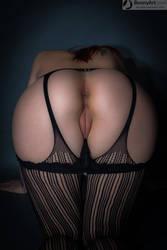 Feminine Hotness by bonnyartcom