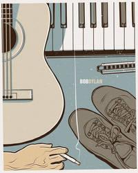 Bob Dylan by rhobdesigns
