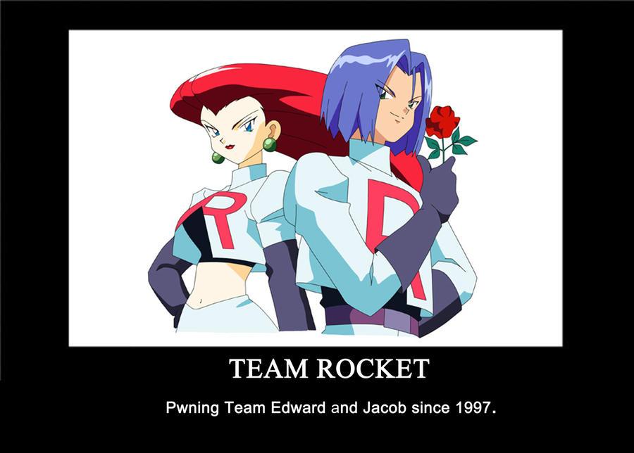 Team Rocket Motto
