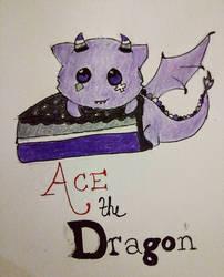 Ace the Dragon by randomMeAndBob