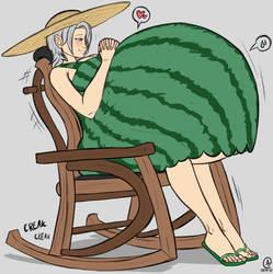 Random Sketch: Lafua Summer Dress by A0IISA