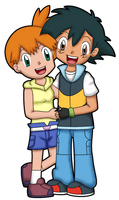 Misty and Ash2