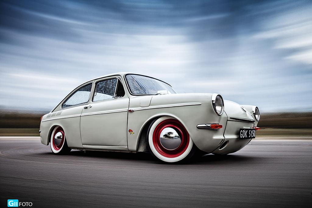 VW 1600TL rig by GIIFOTO