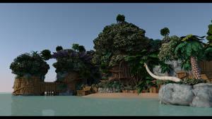 Kingdom Hearts 3 - Destiny Islands [ DL ]