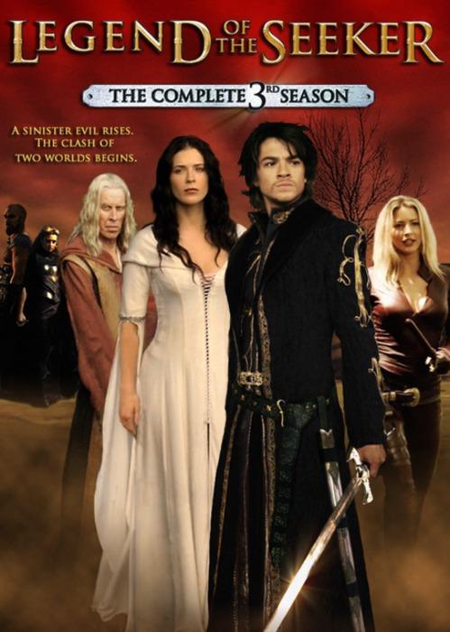 The Legend of Seeker Season 2