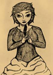 TCC : Miss Blackheart by VainnAnthonian