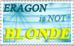 Eragon is not blonde. by Thewolfy7