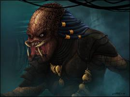 Predator by dem0n-be