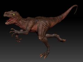 Mutaraptor v2 by dem0n-be
