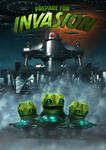 Prepare for INVASION