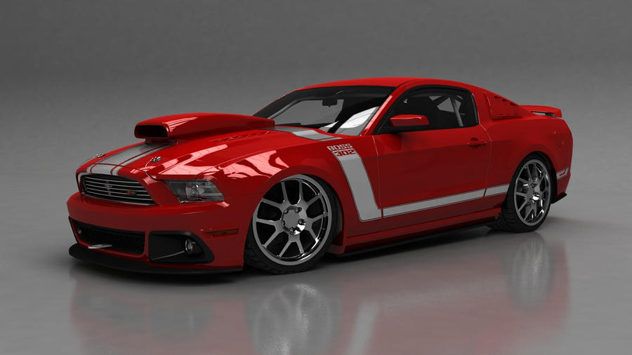 2013 boss 302 mustang by rickgallatin on deviantart. Black Bedroom Furniture Sets. Home Design Ideas